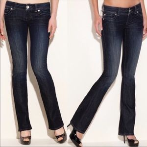 Guess Premium Daredevil Skinny Leg Denim Jeans